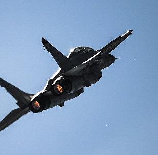 Самолет МиГ-29 М2, архивное фото