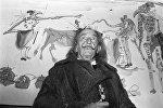Испанский художник Сальвадор Дали