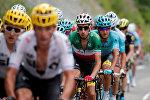 Велогонщик AstanaProTeam Фабио Ару