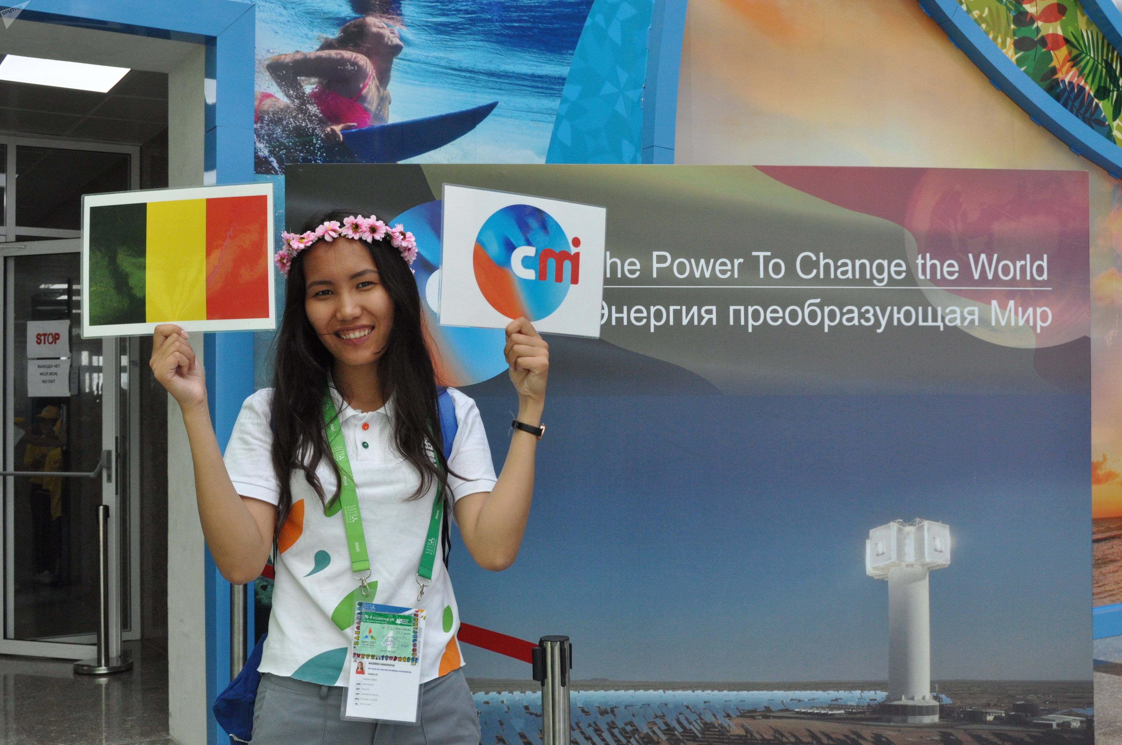 Бельгия представила на ЭКСПО проект солнечной электростанции в Кызылорде