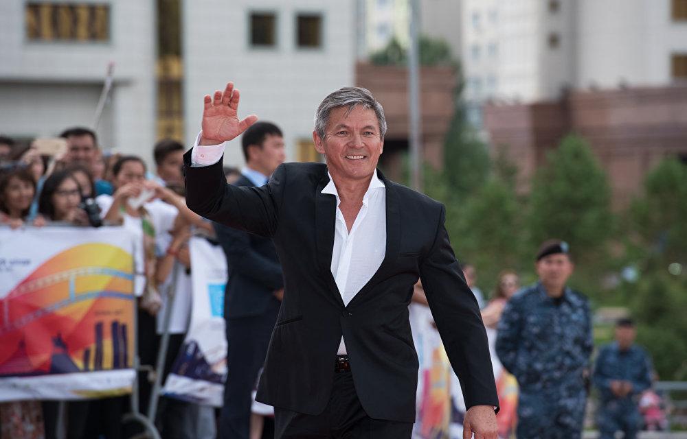 Звезды на кинофестивале Евразия