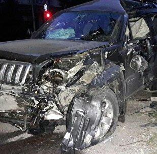 9 человек пострадали в ДТП в Алматы