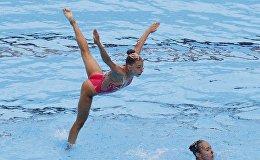 Команда Казахстана по синхронному плаванию