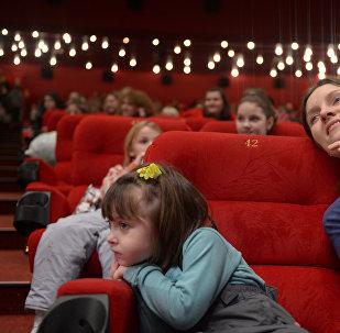 Кинотеатр, архивтегі сурет