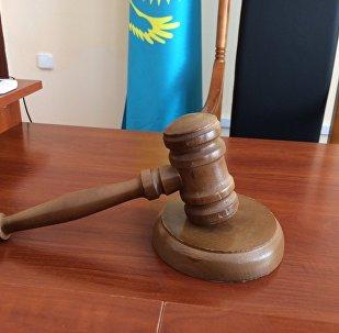 Судебное заседание, архивное фото