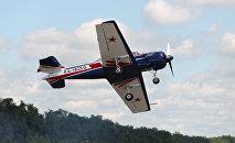 Самолет ЯК-52, архивное фото