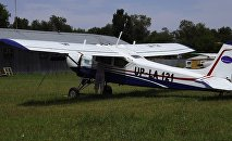 Самолет ЯК компании Казавиа