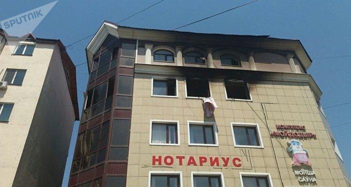 В Н.Новгороде трое детей отравились угарным газом