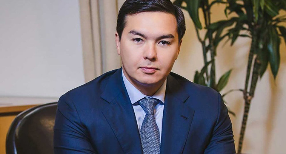 Нурали Алиев. Архивное фото