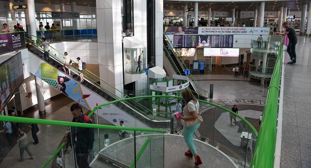 Аэропорт Астаны