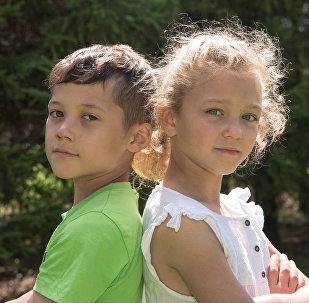 Рома и Рамиля