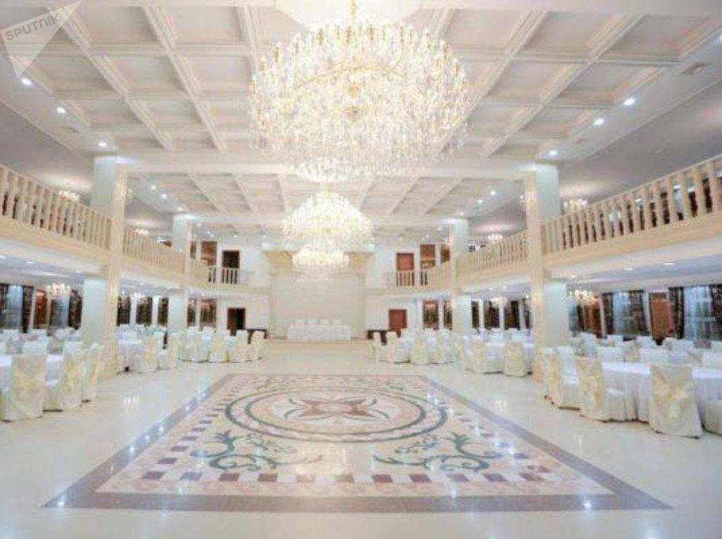 Рестораны астаны для свадьбы