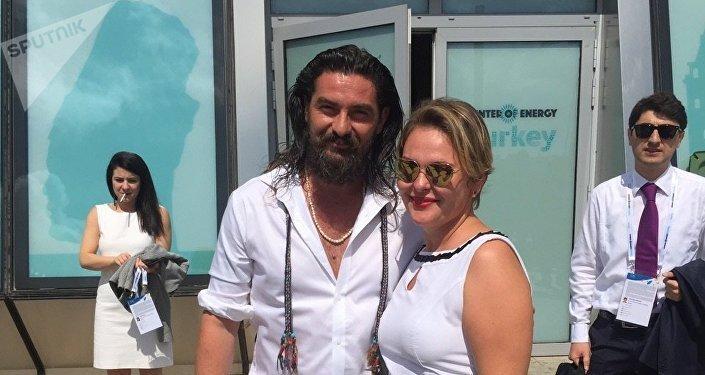 Актеры турецкого сериала Ертургул  приехали в Астану
