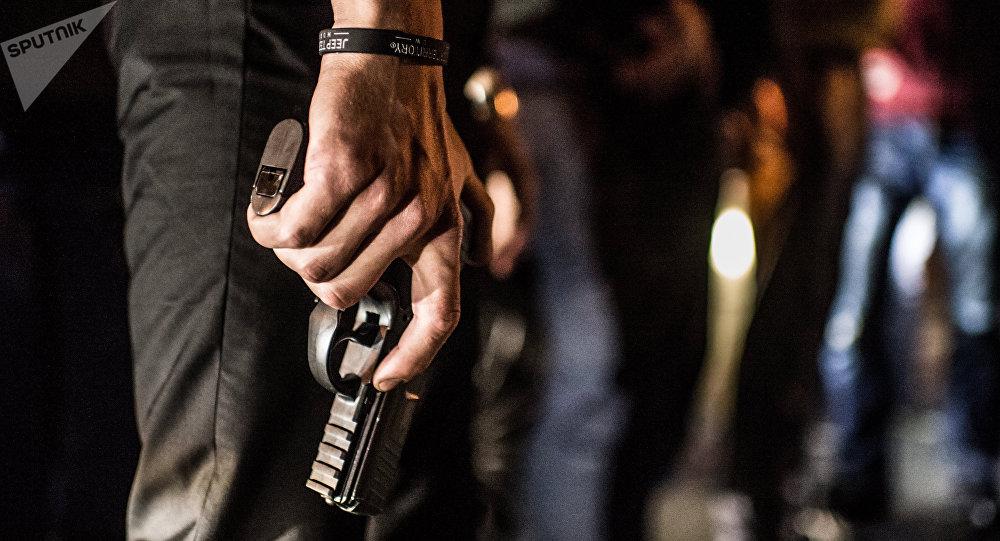Пистолет - рекадр