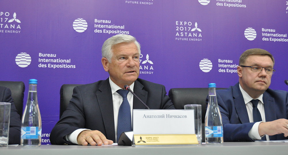 посол Республики Беларусь в РК Анатолий Ничкасов