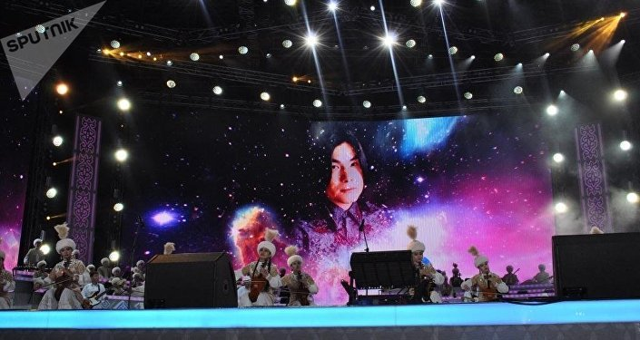Концерт памяти Батырхана Шукенова в Астане