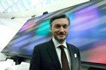 Председатель Совета молодых ученых РАН Андрей Котельников