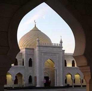 Мечеть, архивное фото