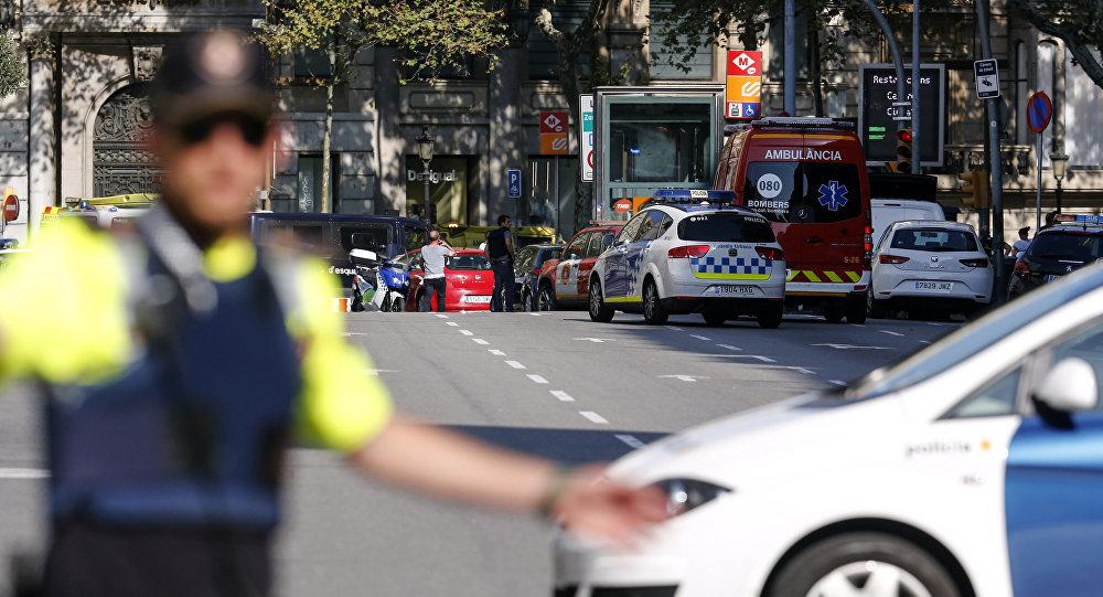Жертвами теракта вБарселоне стали 10 человек
