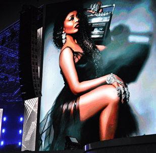 Концерт MTV в Астане