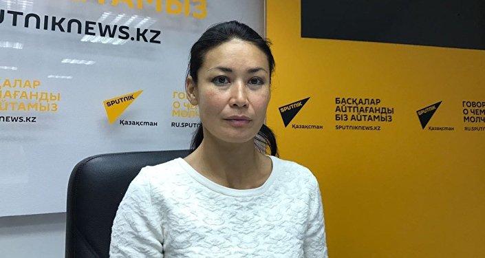 Лилия Сарсенова