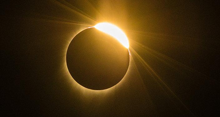 АҚШ-тағы күн тұтылу