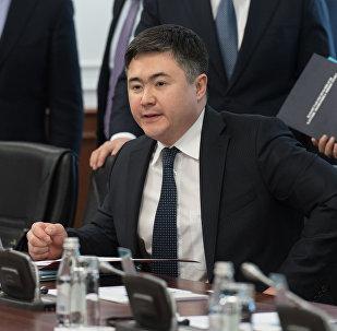 ҚР ұлттық экономика министрі Тимур Сүлейменов