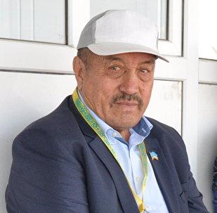 Девятикратный чемпион СССР по кокпару Абильхан Дауылбаев