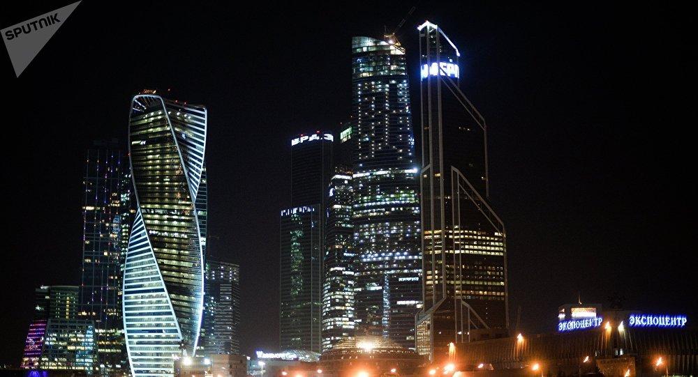 Москва-сити. Архивное фото