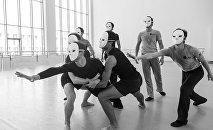 Танцоры театра Астана Балет