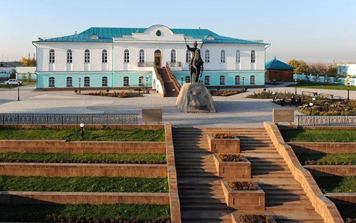 Мемориальный комплекс Резиденция Абылай-хана