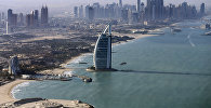 здание Бурж-аль -Араб  в Дубае
