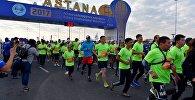 Международный марафон в Астане, архивное фото