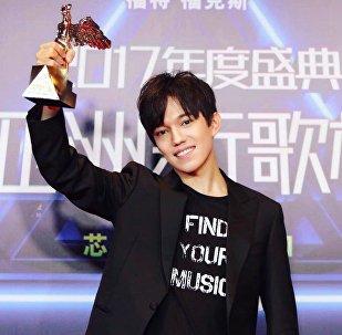 Димаш Кудайбергенов победил на конкурсе ASIA NEW SONG в Пекине