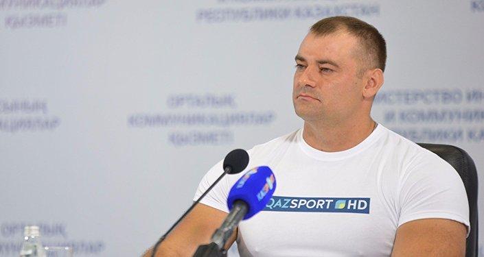 Батыр Сергей Цырульников