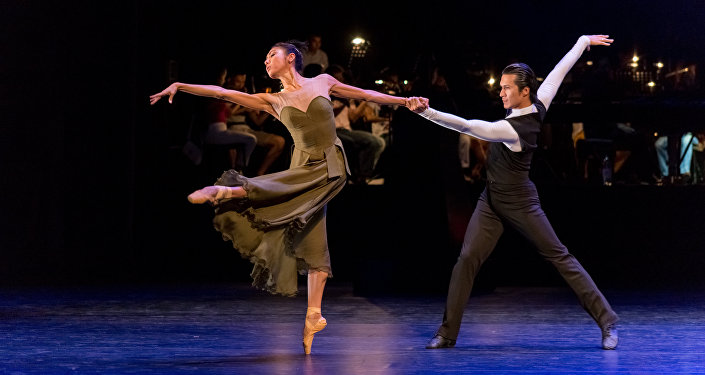 В Астане состоится вечер одноактных балетов Прикосновение иллюзии