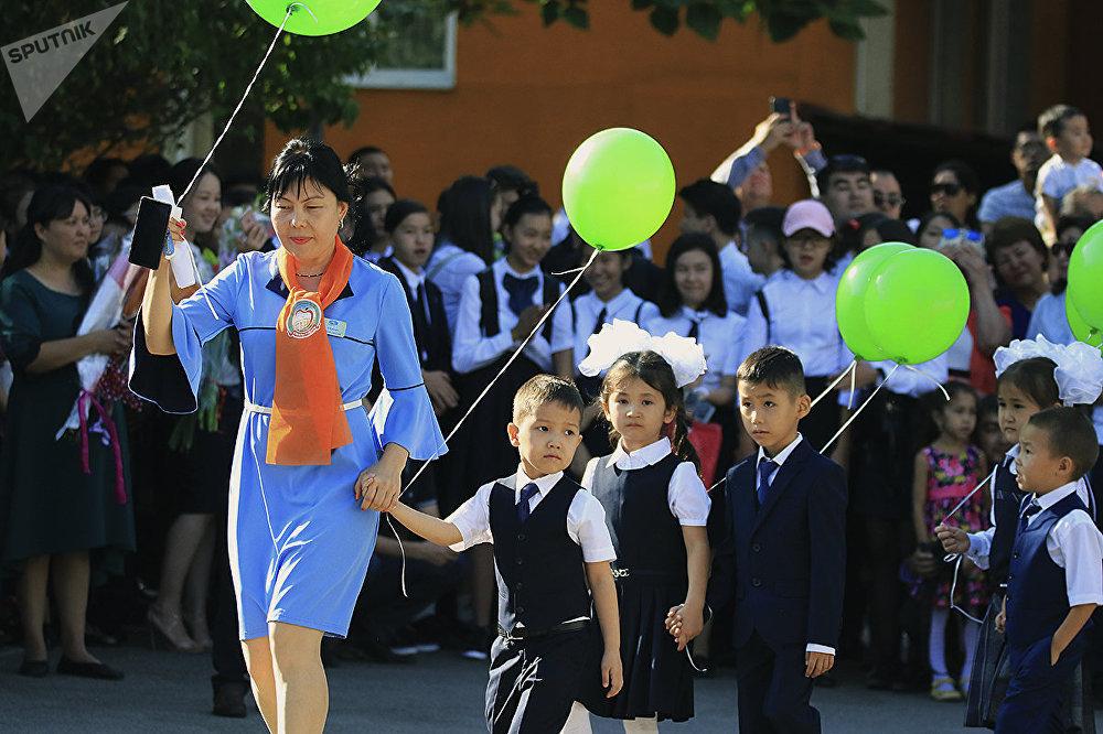 поздравление назарбаева с днем знаний интересует