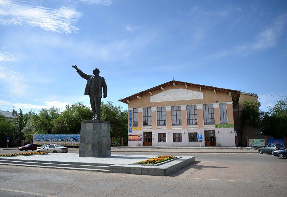 Музей истории космодрома Байконур