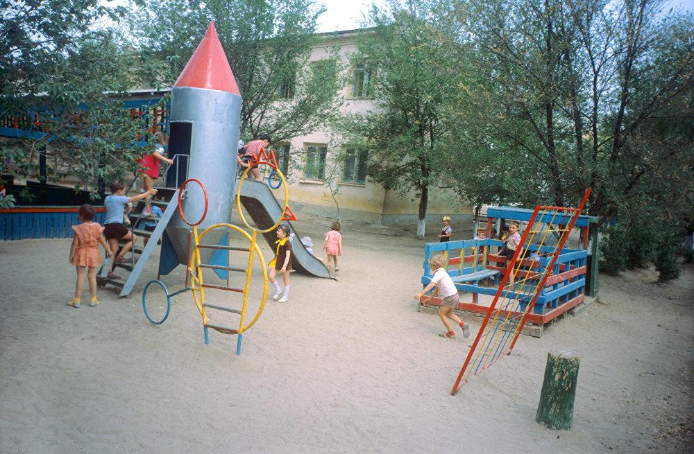 Детский сад №5 города Байконур