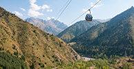 Горы Алматы, архивное фото