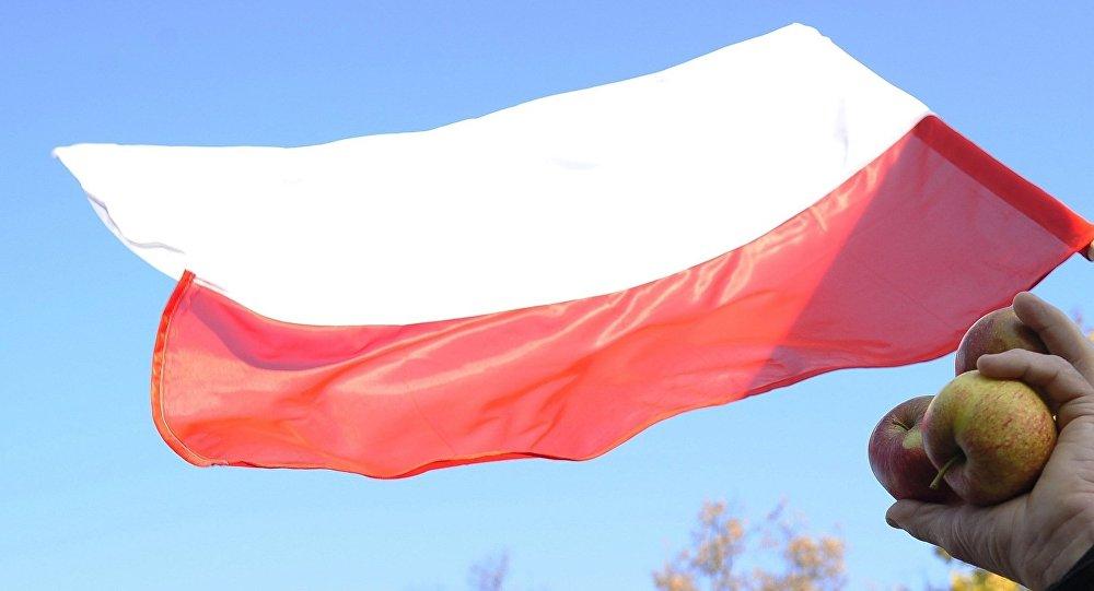 Польша жалауы