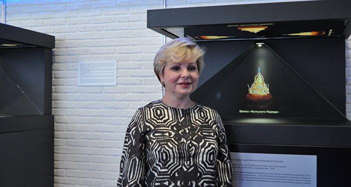 Елена Гагарина