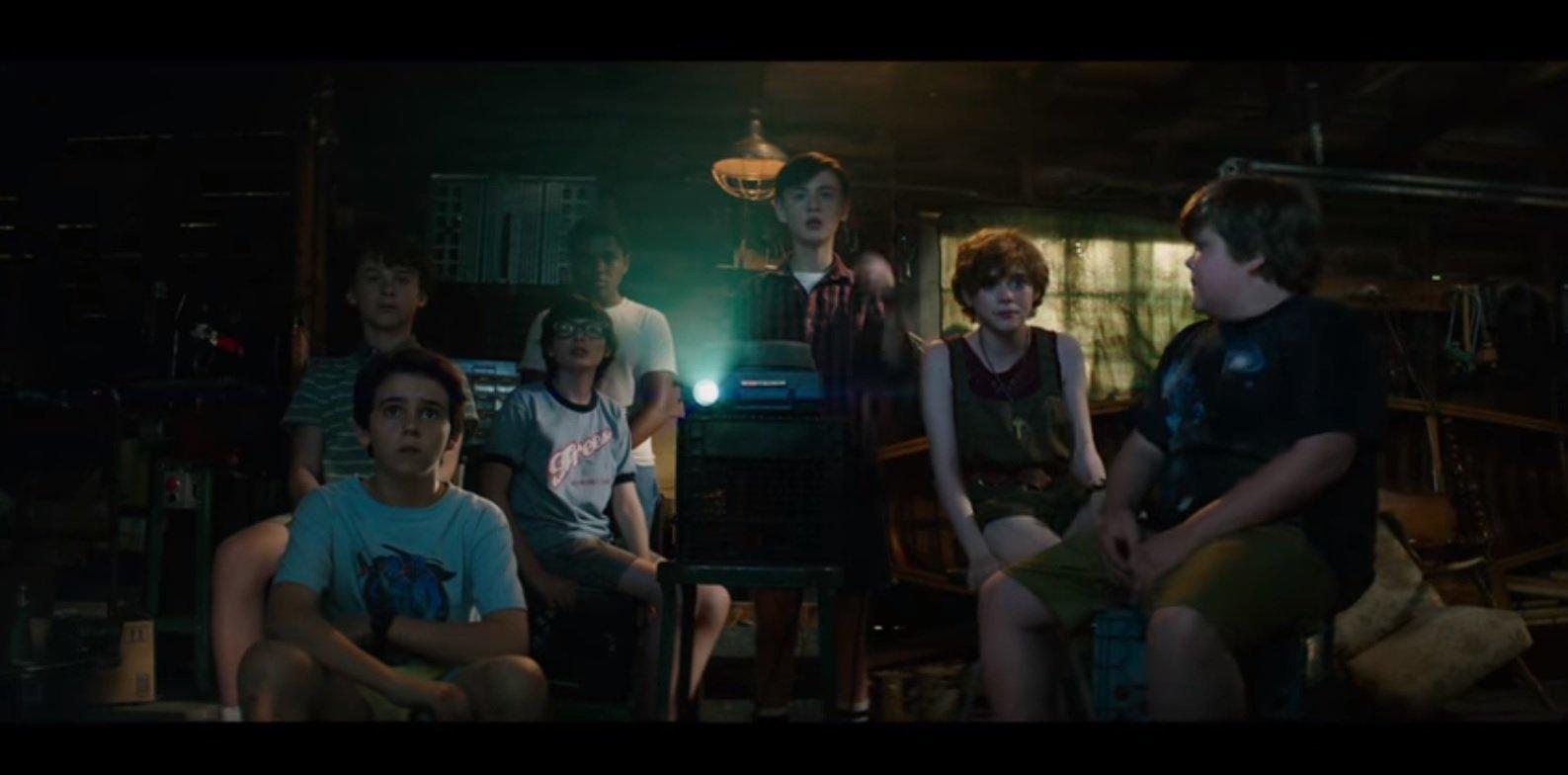 Кадр из фильма Оно