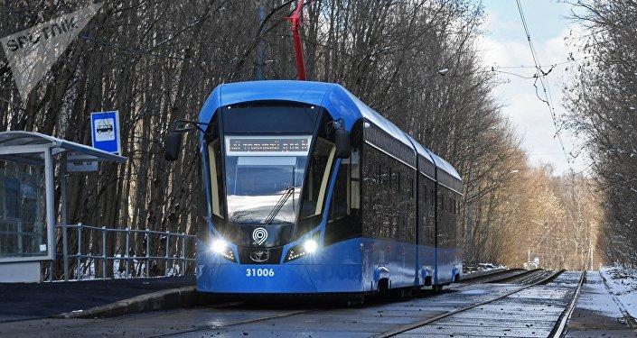 Трамвай нового поколения, архивное фото