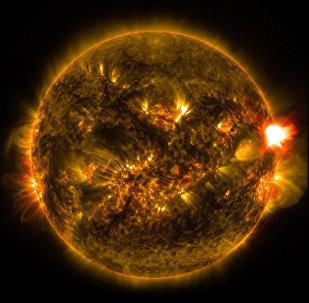 Солнце. Архивное фото