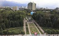 Алматыдағы Астана алаңы