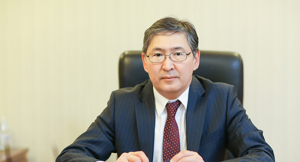 Как отмена дипломов гособразца в Казахстане поможет в борьбе со  Ерлан Сагадиев