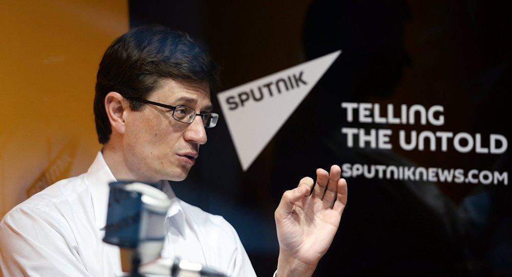 Главный экономист в Евразийском банке развития (ЕФБР) и программный директор международного клуба Валдай Ярослав Лисоволик