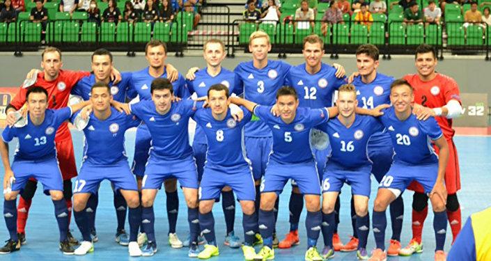 Матч Казахстан - Аргентина, сборная Казахстана по мини-футболу