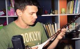 Алматы тұрғыны Джими Хендрикс пен Metallica хиттерін домбырада ойнайды